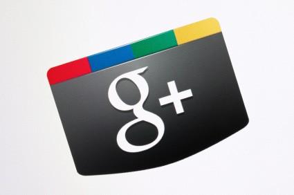 Social media kanaal Google Plus