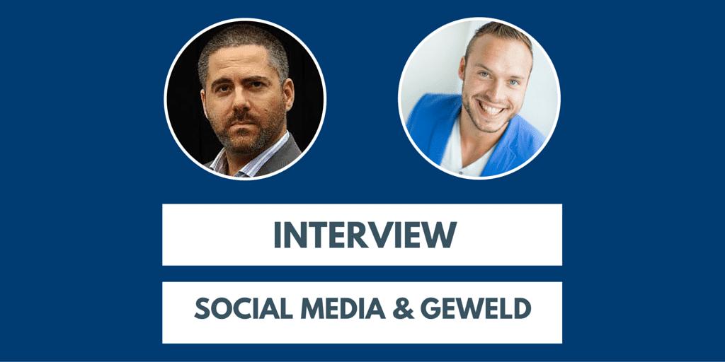 Interview- Social Media en Geweld met Mischa Coster