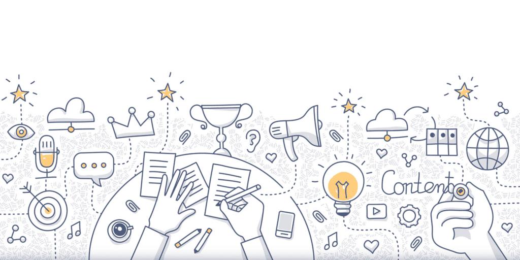 Contentmarketing op basis van de customer journey