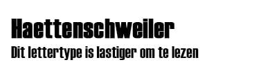Haettenschweiler-lastiger-lettertype
