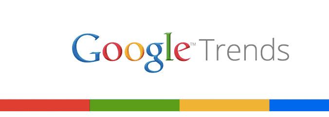 Online-marketingtool Google Trends