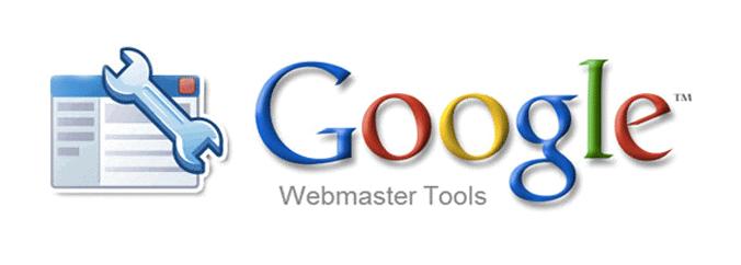 Online marketingtool Google webmaster tools