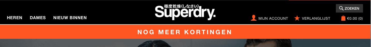 Superdry geen usp's - media psychologie