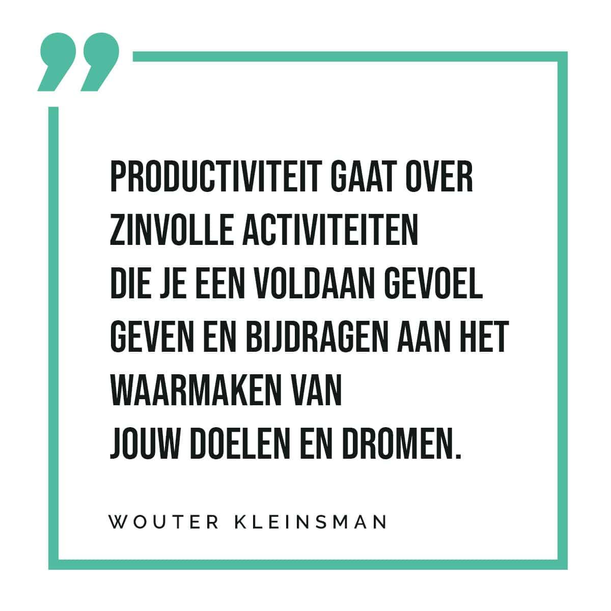 high-performance-productiviteit-en-waarmaken-doelen-en-dromen