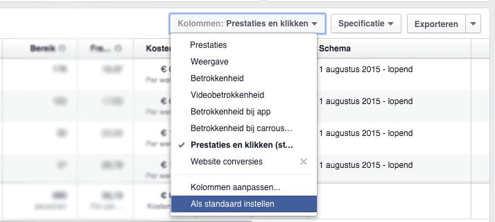 statistieken-facebook-advertentie-campagne-instellingen