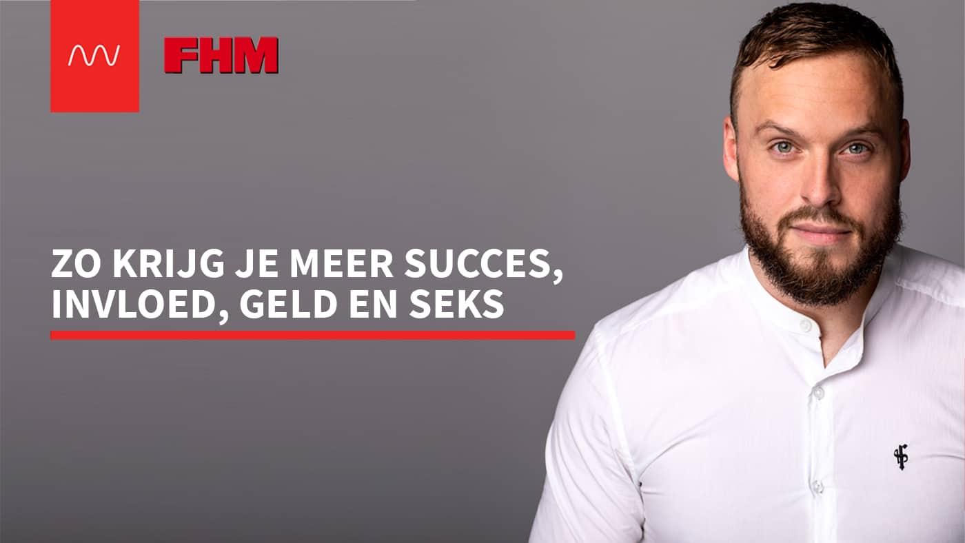 Zo krijg je meer succes, invloed, geld en seks